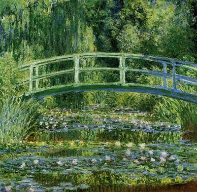 Claude Monet thetravelcrew