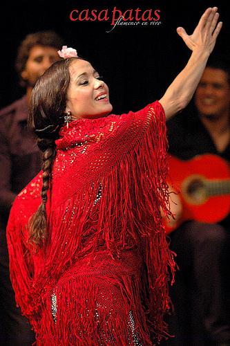 Feel the passion hot flamenco at casa patas madrid thetravelcrew - Casa patas flamenco ...