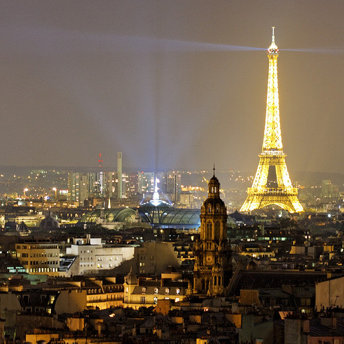 "Paris The City Of Light: Why Paris Is Called The City Of Light. ""Paris: La Ville"