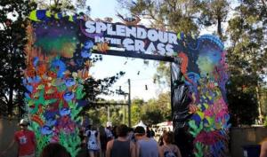 Splendour in the Grass, Byron Bay, Australia.